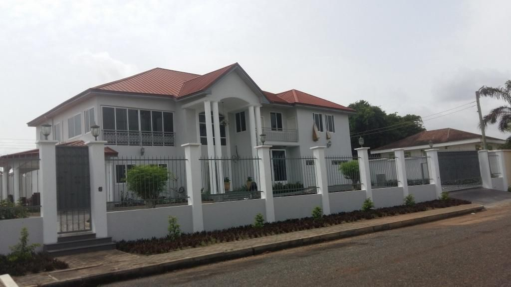 5 Bedroom House For Sale In Airport Hills Broll Ghana